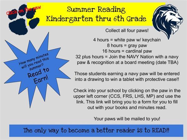 Cedar Creek Elementary School / Homepage